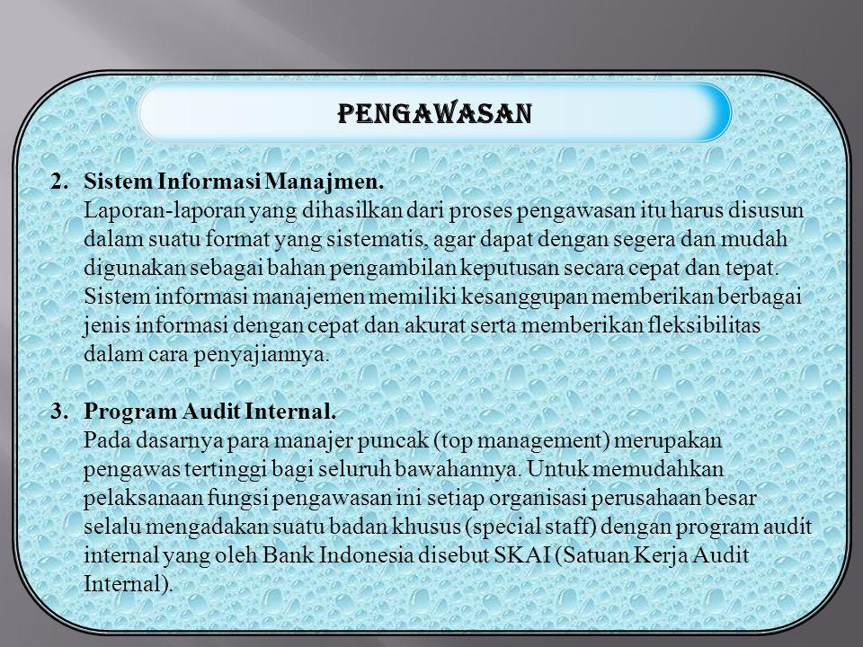 2.Sistem Informasi Manajmen.