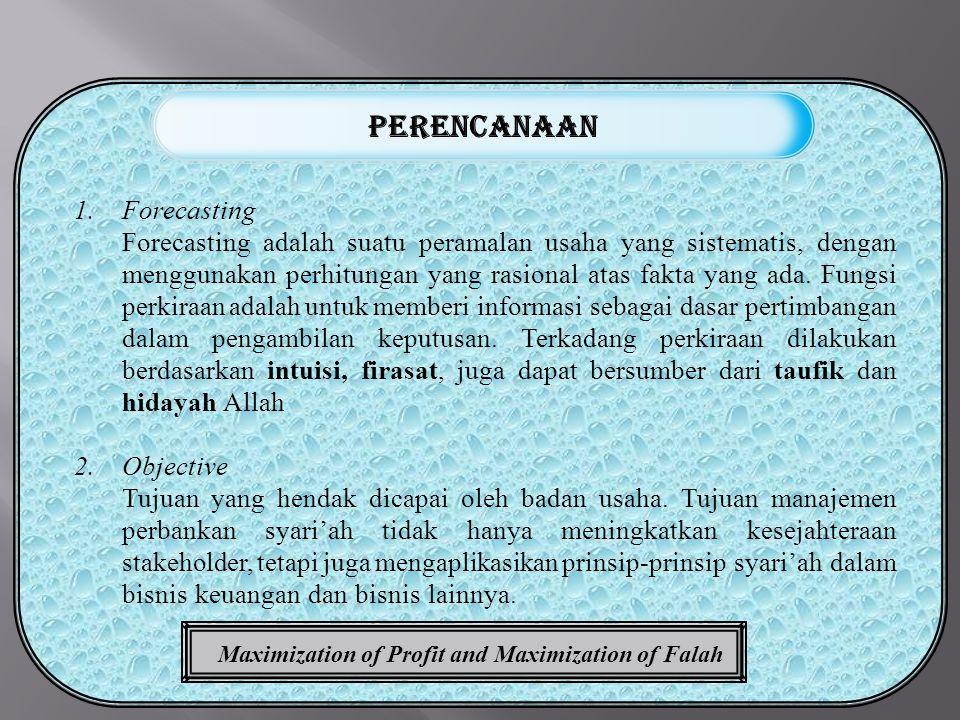 1.Forecasting Forecasting adalah suatu peramalan usaha yang sistematis, dengan menggunakan perhitungan yang rasional atas fakta yang ada.