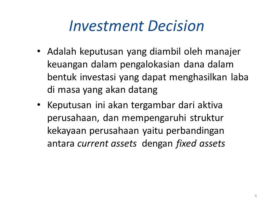 Financial Decision Adalah keputusan manajemen keuangan dalam melakukan pertimbangan dan analisis perpaduan antara sumber-sumber dana yang paling ekonomis bagi perusahaan untuk mendanai kebutuhan-kebutuhan investasi serta kegiatan operasional perusahaan Keputusan pendanaan akan tercermin dalam sisi pasiva perusahaan yang akan mempengaruhi financial structure maupun capital structure 5