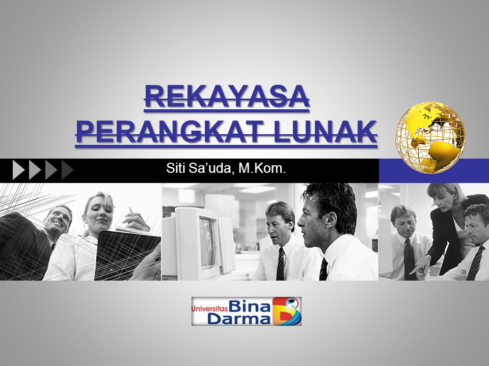 LOGO REKAYASA PERANGKAT LUNAK Siti Sa'uda, M.Kom.