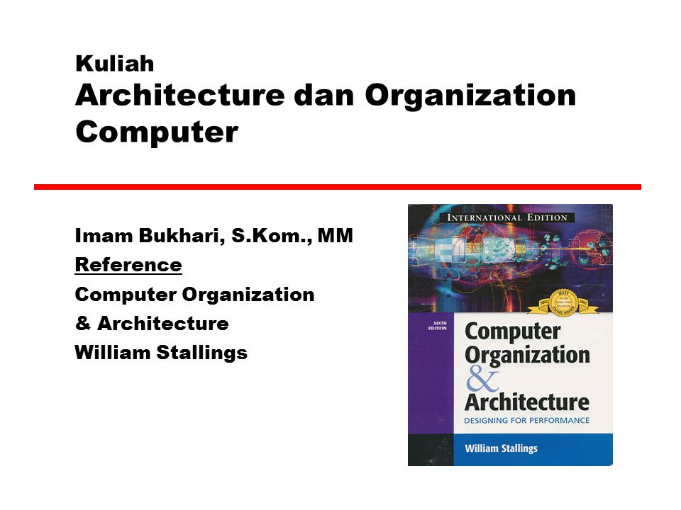 Operation (3) ‏  Processing dari/ke storage  contoh: updating bank statement Data Movement Apparatus Control Mechanism Data Storage Facility Data Processing Facility