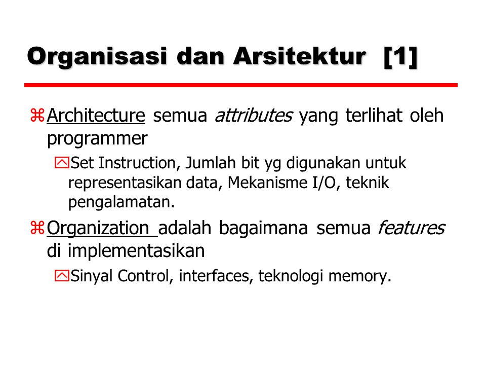 Structure - The CPU Computer Arithmetic and Login Unit Control Unit Internal CPU Interconnection Registers CPU I/O Memory System Bus CPU
