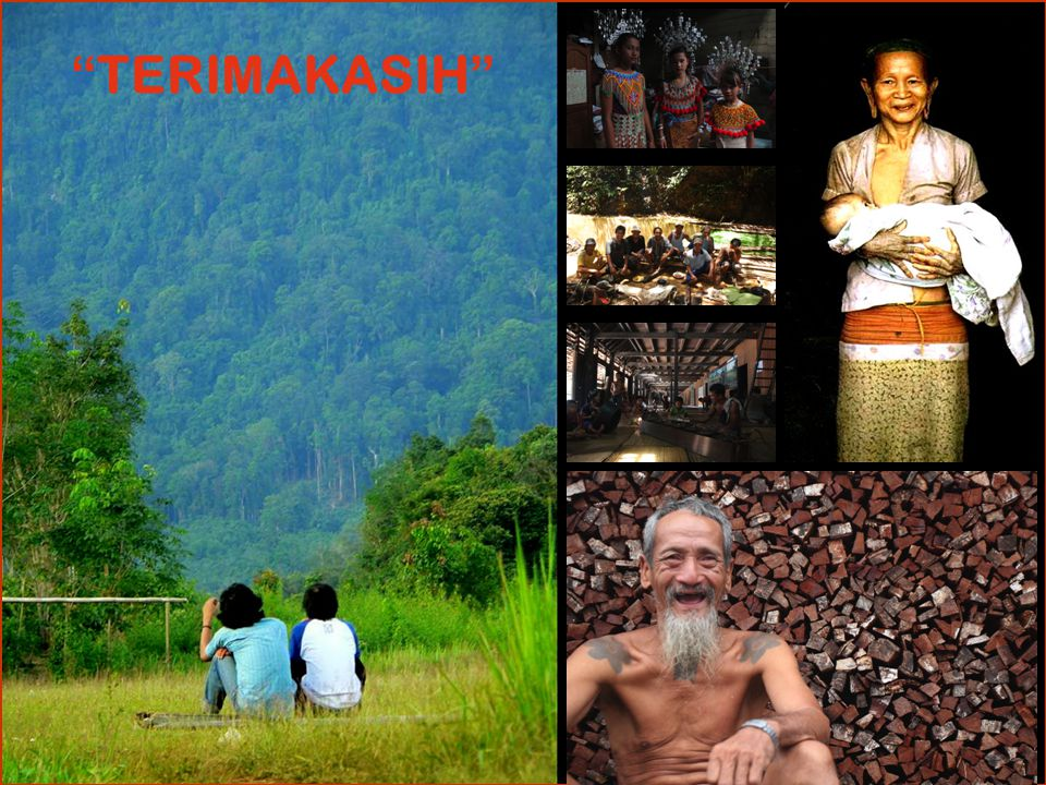 INDIGENOUS PEOPLES' LAND CONCEPT TERIMAKASIH