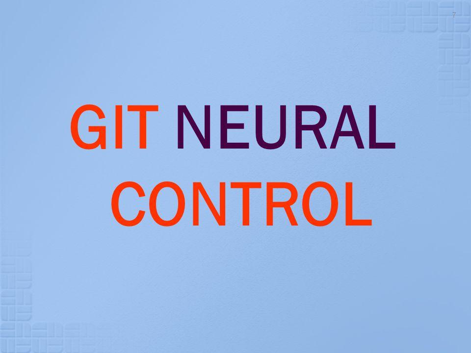 GIT NEURAL CONTROL 7