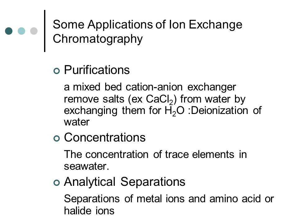 Chromatography of Amino Acids