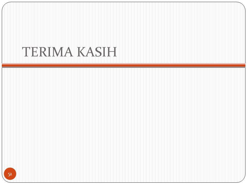 TERIMA KASIH 51