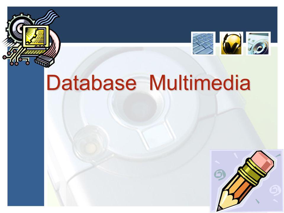 Database Multimedia 102
