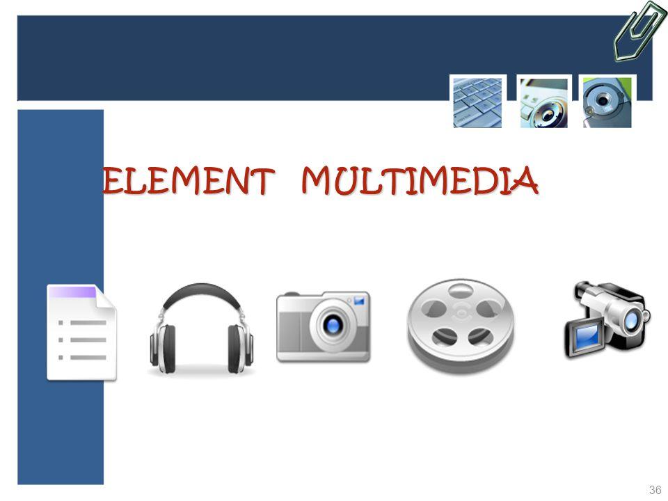ELEMENT MULTIMEDIA 36