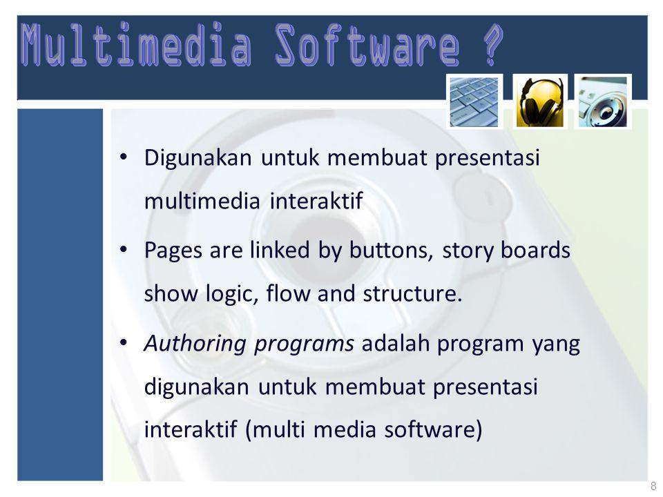 Pembuatan Presentasi Multimedia Tahap-tahap Rencana dan Analisa Merancang Pembuatan Dukungan Bantuan (support) 9