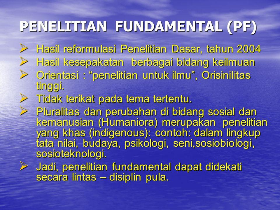 DENGAN SEGALA PERMASALAHAN & POTENSINYA DENGAN SEGALA PERMASALAHAN & POTENSINYA PERUMUSAN MASALAH PERUMUSAN MASALAH PENELITIAN PENDIDIKAN PENGABDIAN K