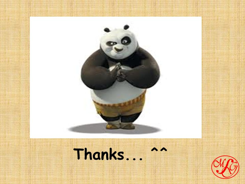 Thanks... ^^
