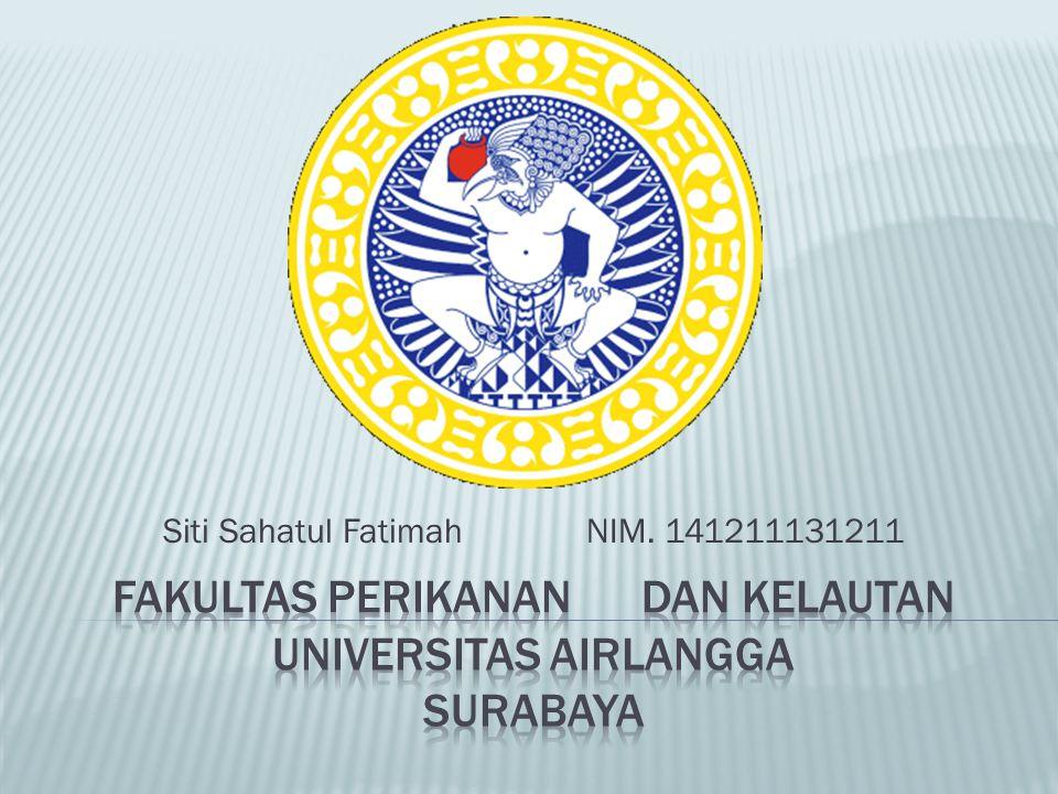 Siti Sahatul Fatimah NIM. 141211131211