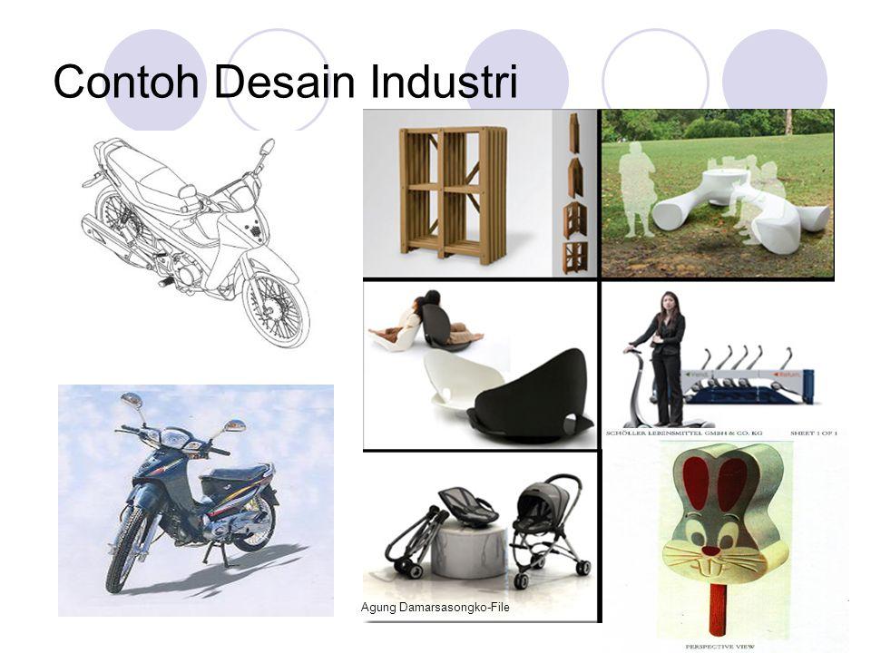 Contoh Desain Industri Agung Damarsasongko-File