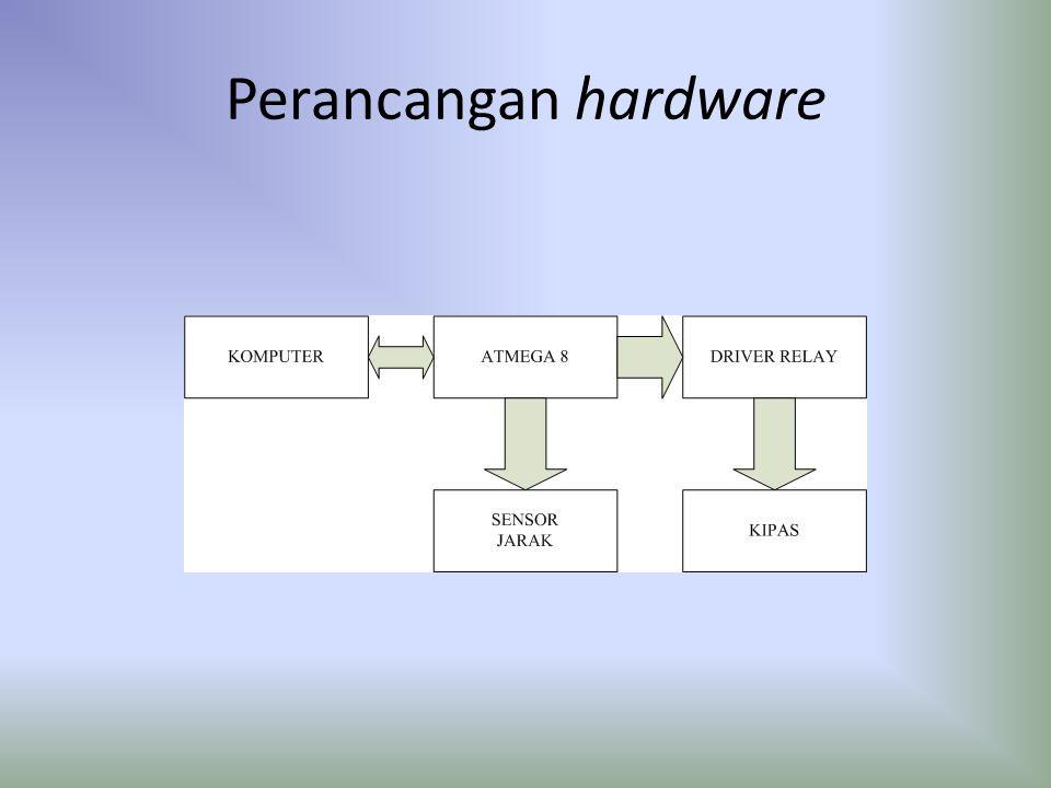Perancangan hardware