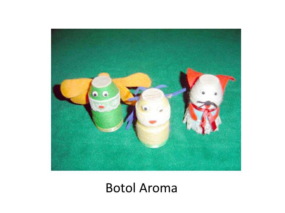 Botol Aroma