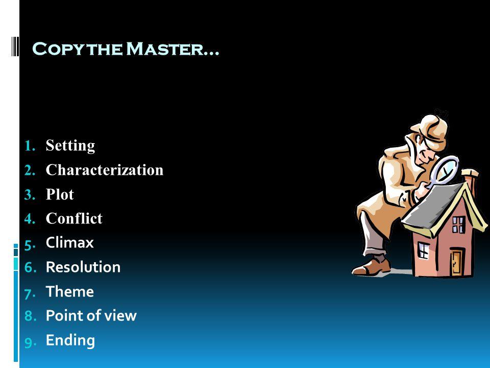 The Secret of Creative Writing 1.