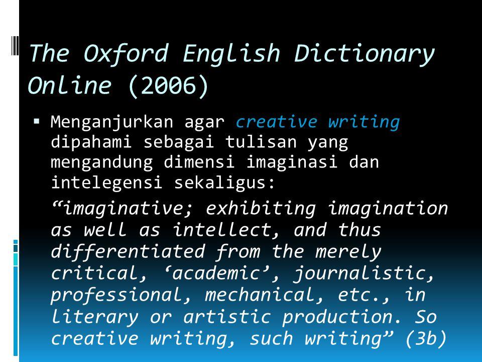 Penulis dulu vs sekarang  Penulis zaman dulu