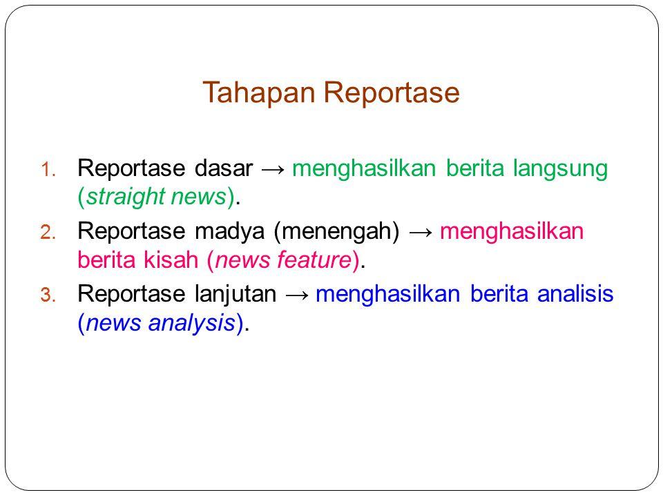 Tujuh Kriteria Kelayakan Berita (Mulyadi, 2003) 1.
