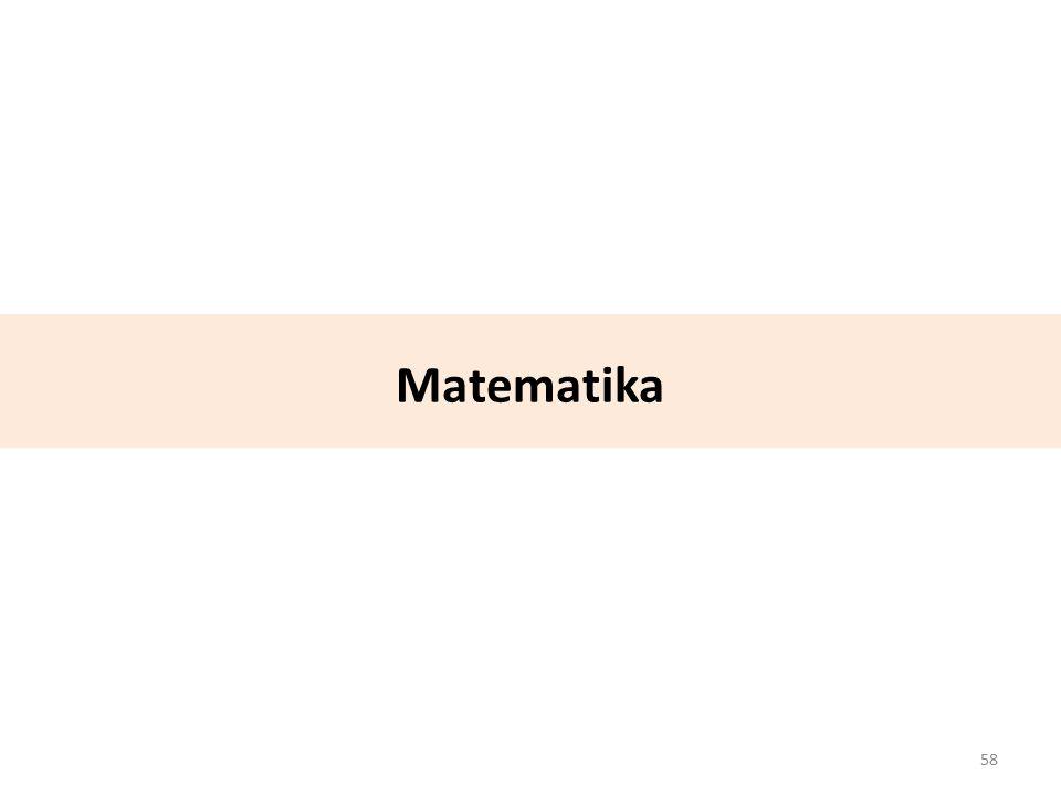 Matematika 58