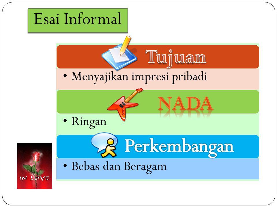 Esai Informal
