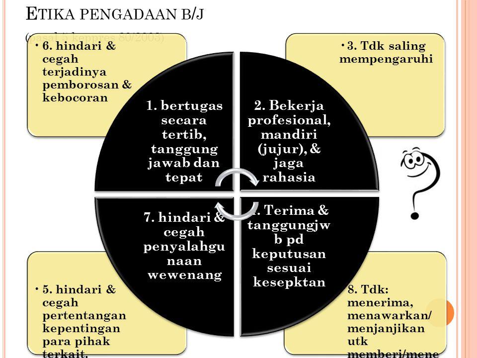 PENGERTIAN ETIK Are moral principle about right and wrong The moral principle about right and wrong behaviour (Collins Cobuild – English Dictionary) 1