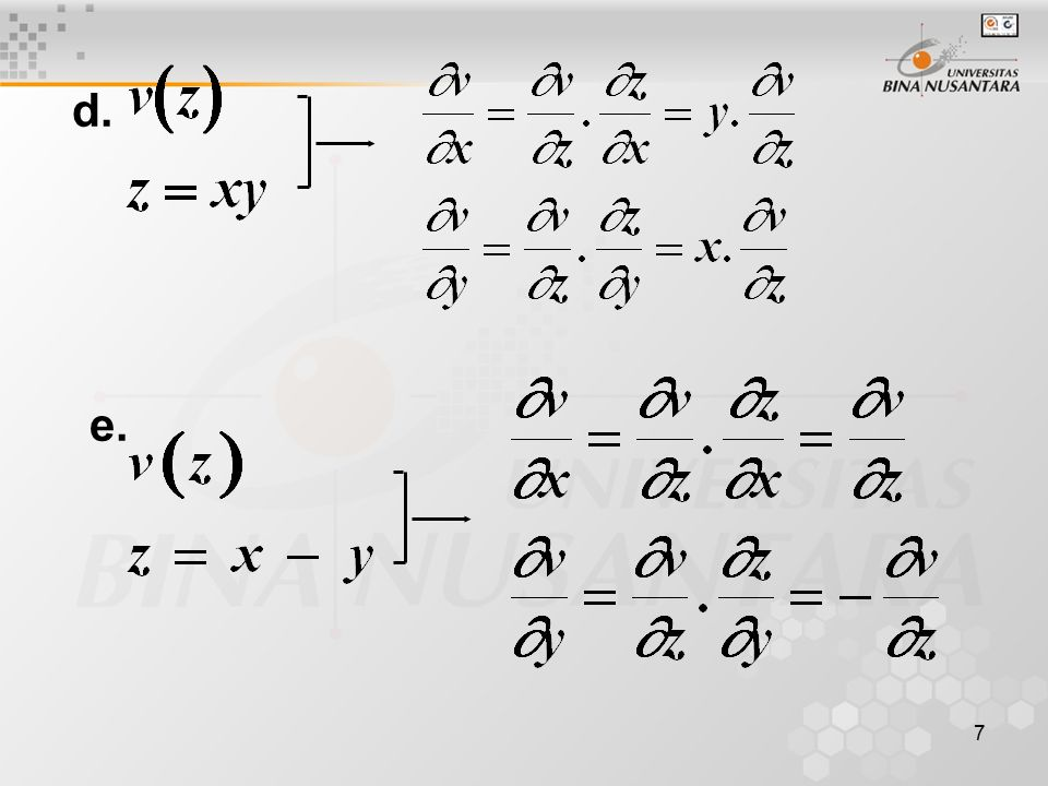 18 Dengan penjabaran rumus faktor integrasi tersebut, dapat kita temu-kan sebagai indikator: 1.