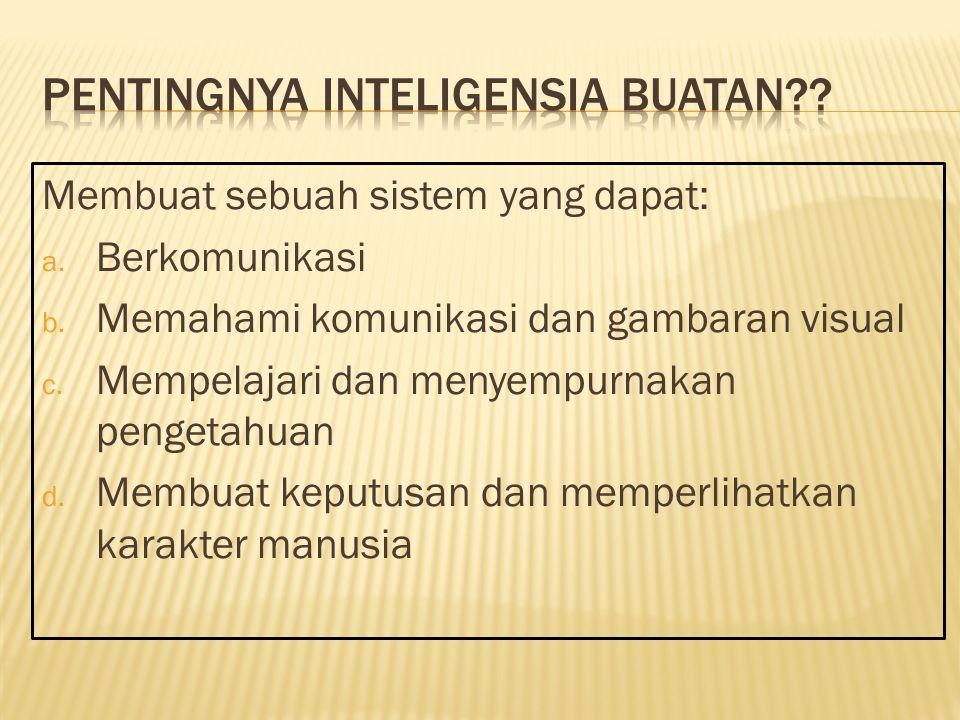 Berisi pertanyaan yg akan diajukan ke prolog.