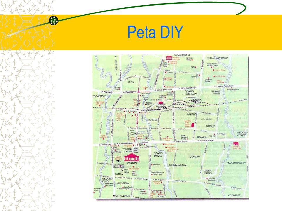 Peta DIY