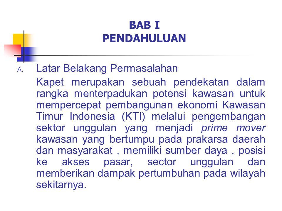 B.Rumusan Masalah 1.