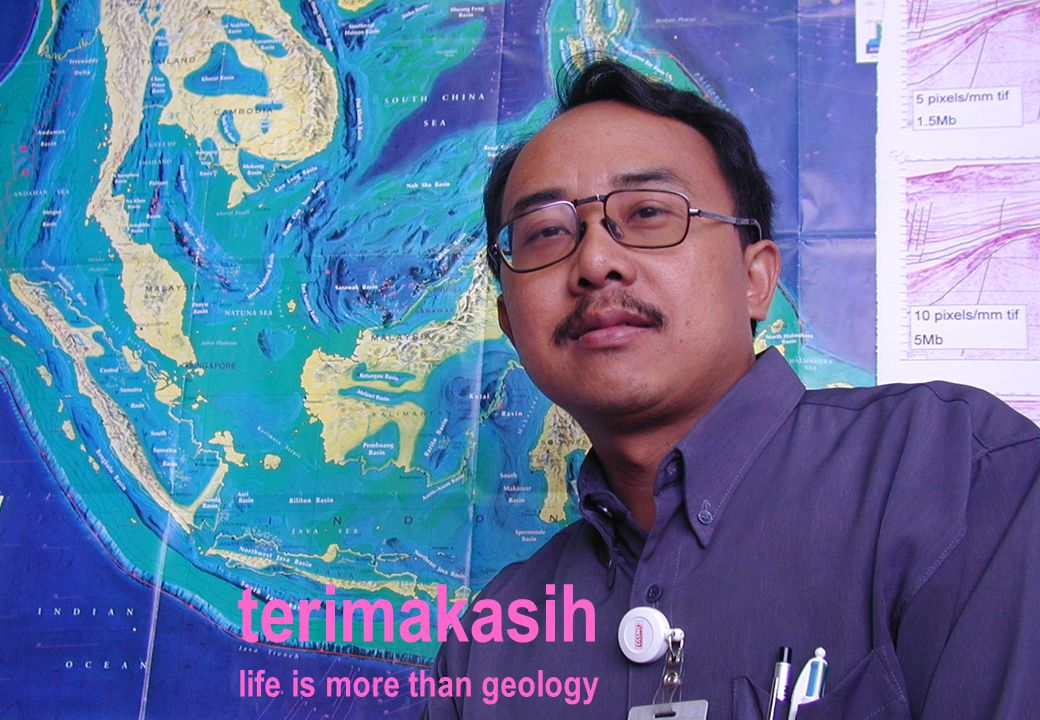 terimakasih life is more than geology