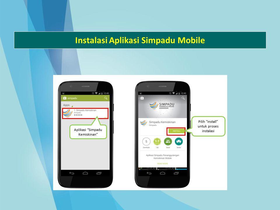 Instalasi Aplikasi Simpadu Mobile