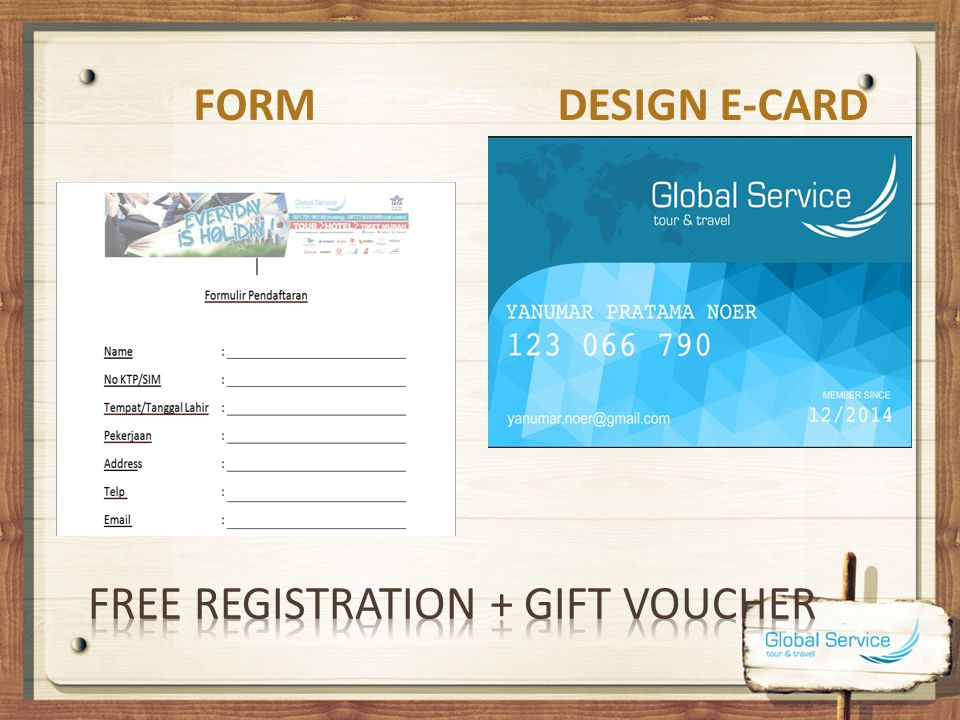 FORMDESIGN E-CARD