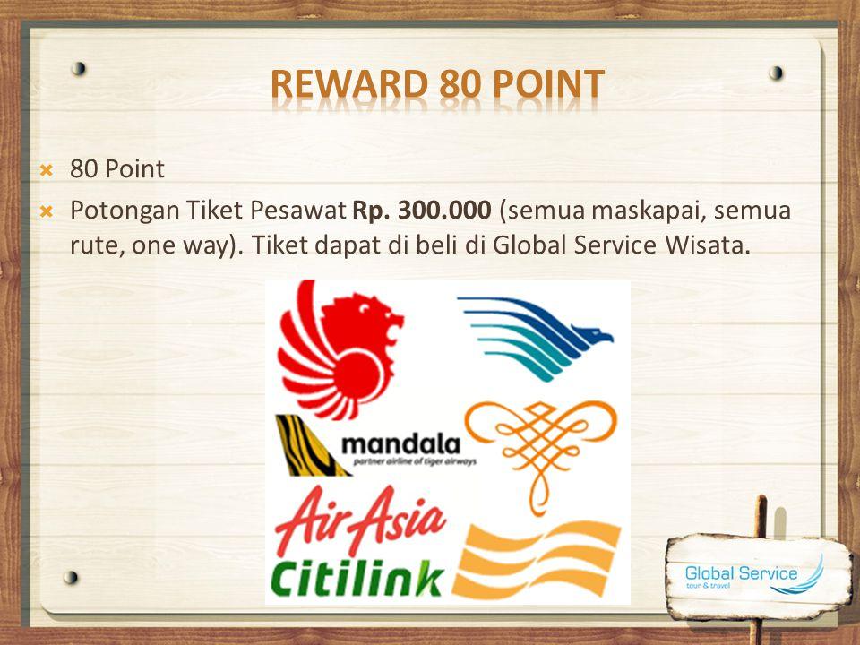  100 Point  Wisata Pulau Tidung 2D1N untuk 1 orang/Pulau Bidadari 1 Trip, Diskon Hotel Rp.