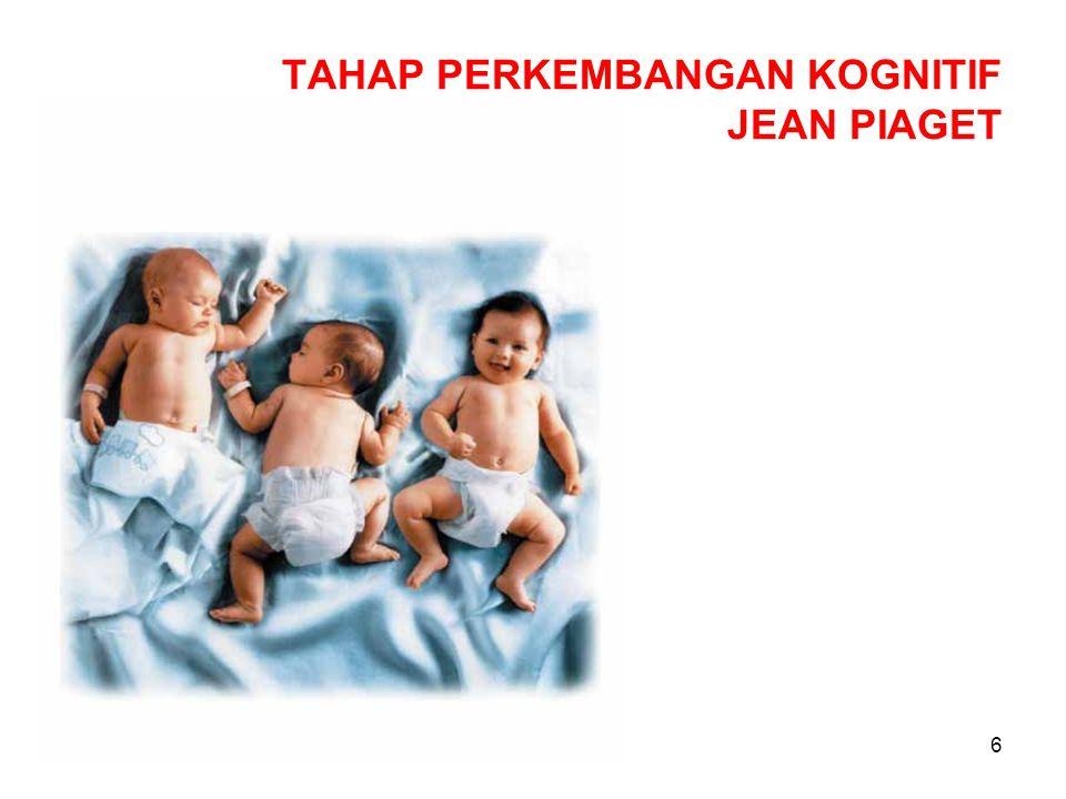 TAHAP PERKEMBANGAN KOGNITIF JEAN PIAGET 6