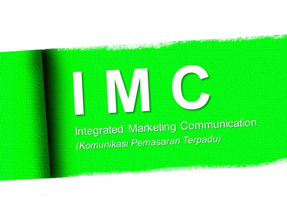 Perencanaan IMC 1.Mengidentifikasi konsumen dan kemajuan.