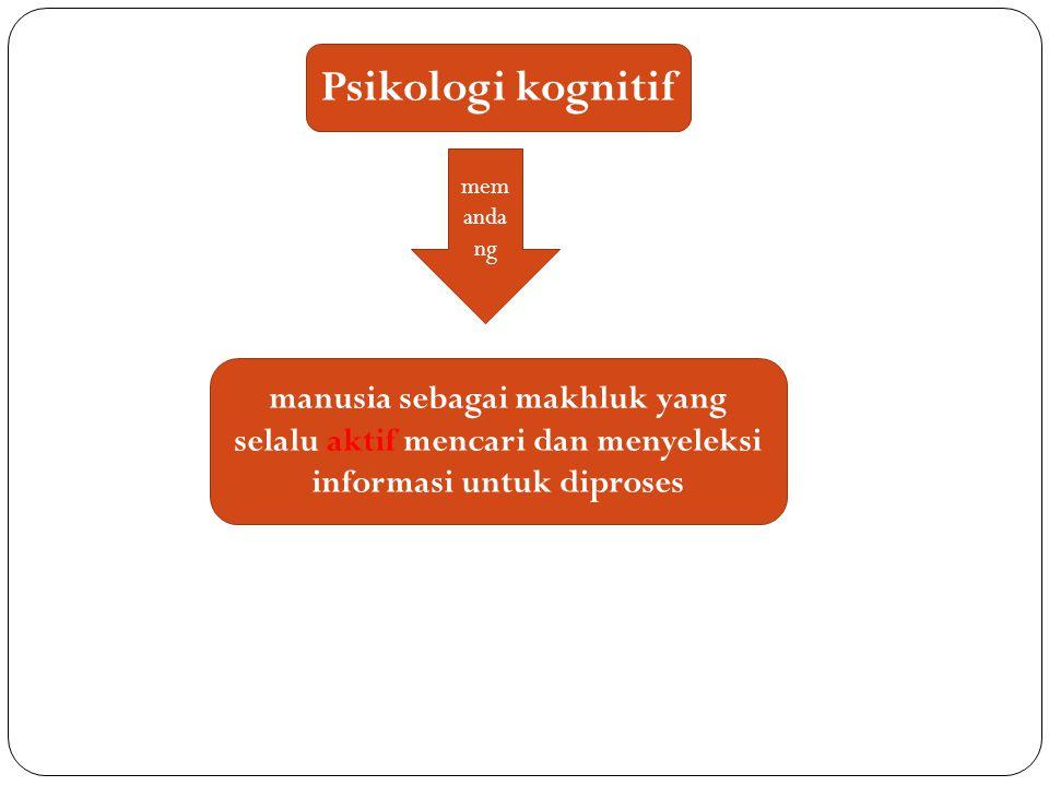 (6) Internalisasi merujuk pada proses belajar.