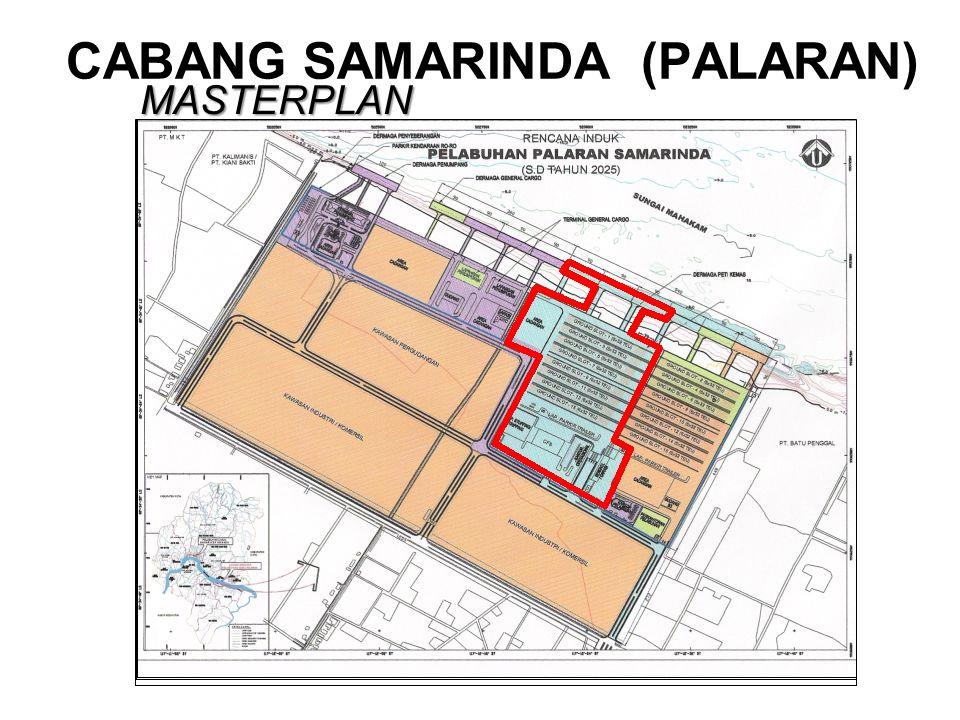 CABANG SAMARINDA (PALARAN) MASTERPLAN