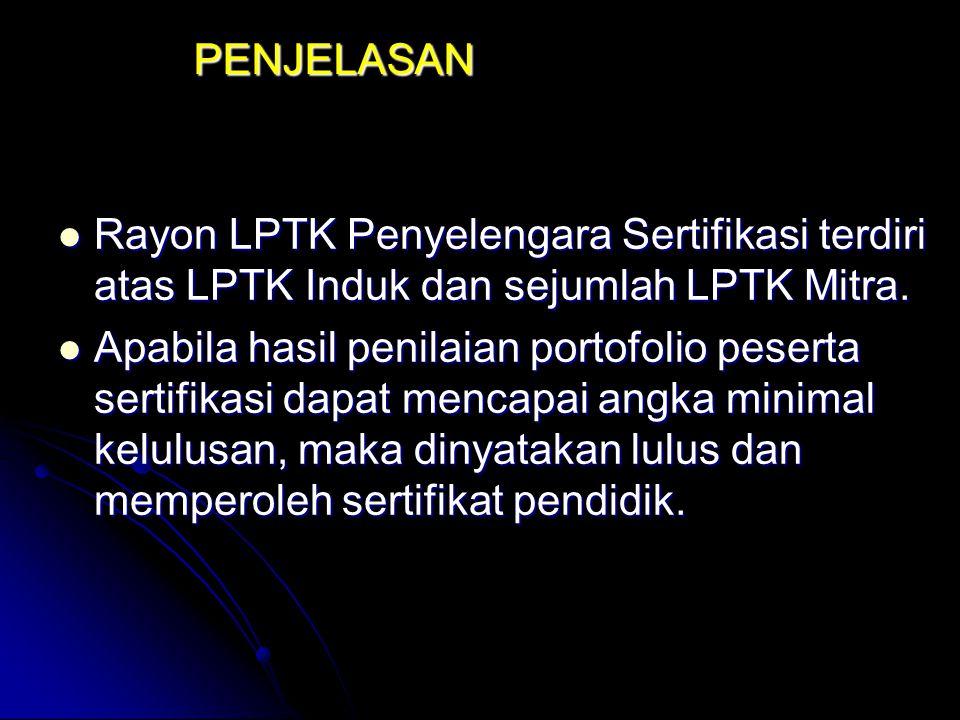 Ditjen PMPTK melakukan hal-hal sebagai berikut.