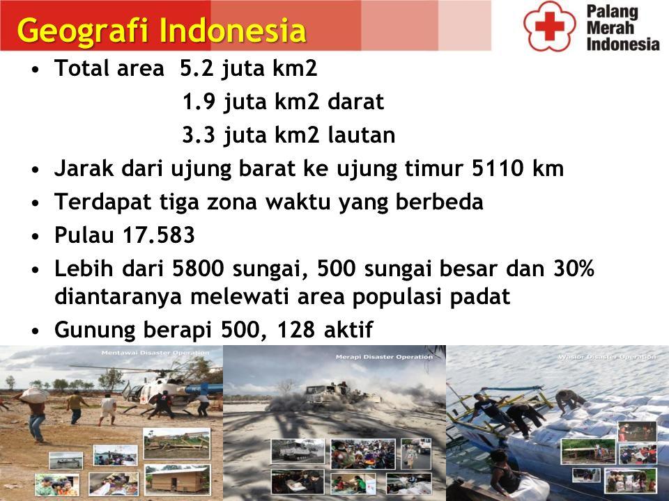 PERAN PMI Dalam PENANGGULANGAN BENCANA Oleh: Tia Kurniawan SE, M.Si Ka.Sub. Div. Tanggap Darurat dan Pemulihan
