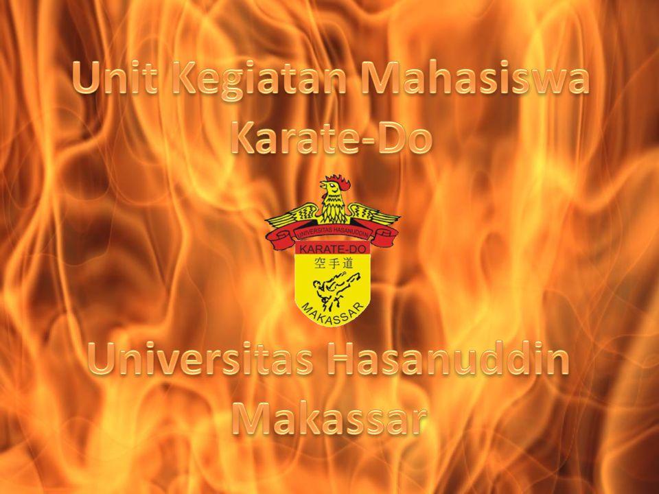 UKM Karate-Do UNHAS didirikan pada tahun 1988.