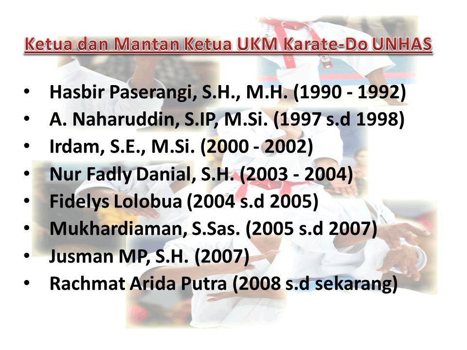 Hasbir Paserangi, S.H., M.H. (1990 - 1992) A. Naharuddin, S.IP, M.Si. (1997 s.d 1998) Irdam, S.E., M.Si. (2000 - 2002) Nur Fadly Danial, S.H. (2003 -