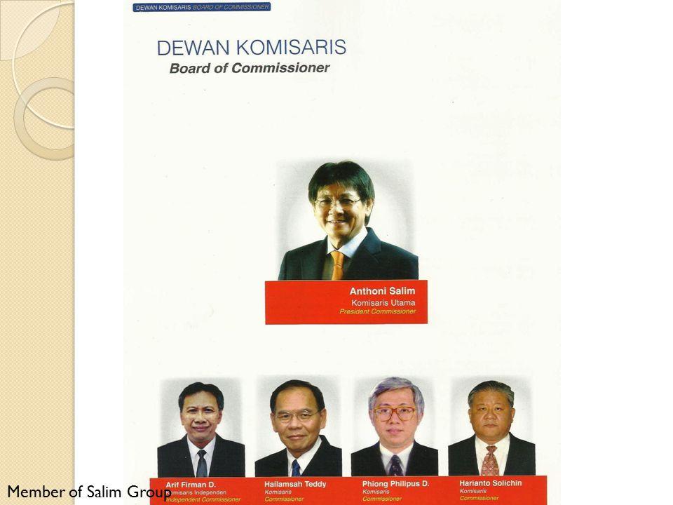 Member of Salim Group