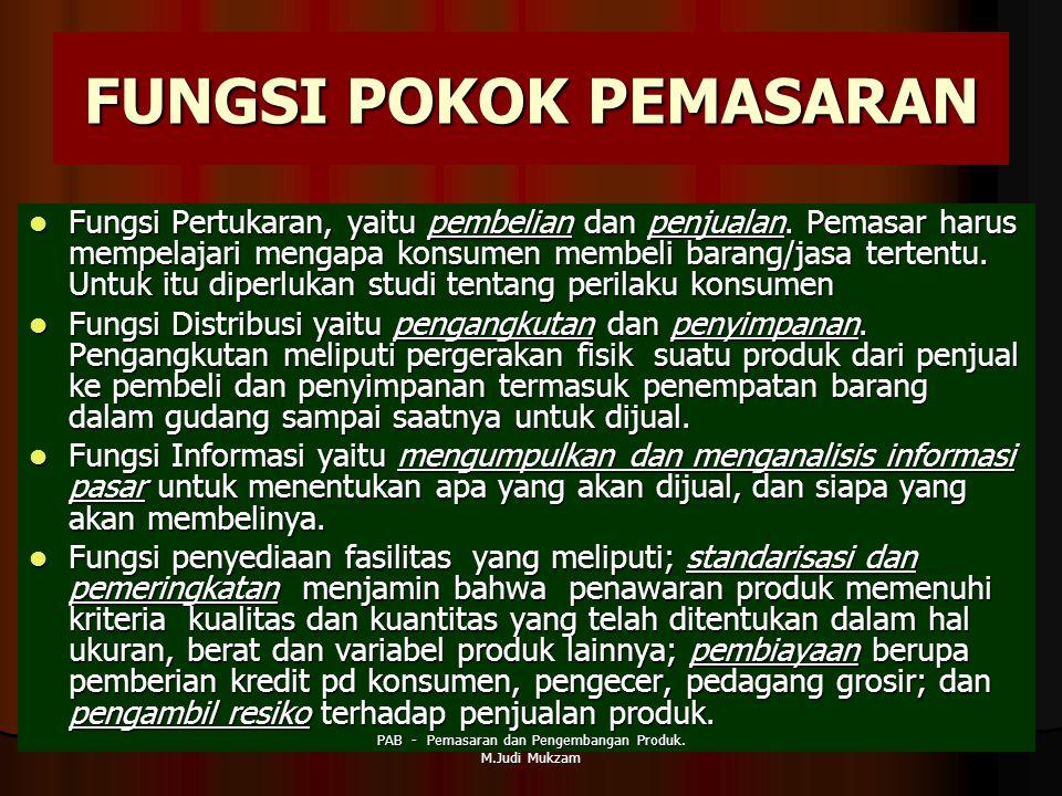 SEGMENTASI PASAR KONSUMEN 1.