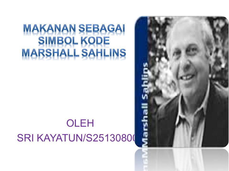 OLEH SRI KAYATUN/S251308006