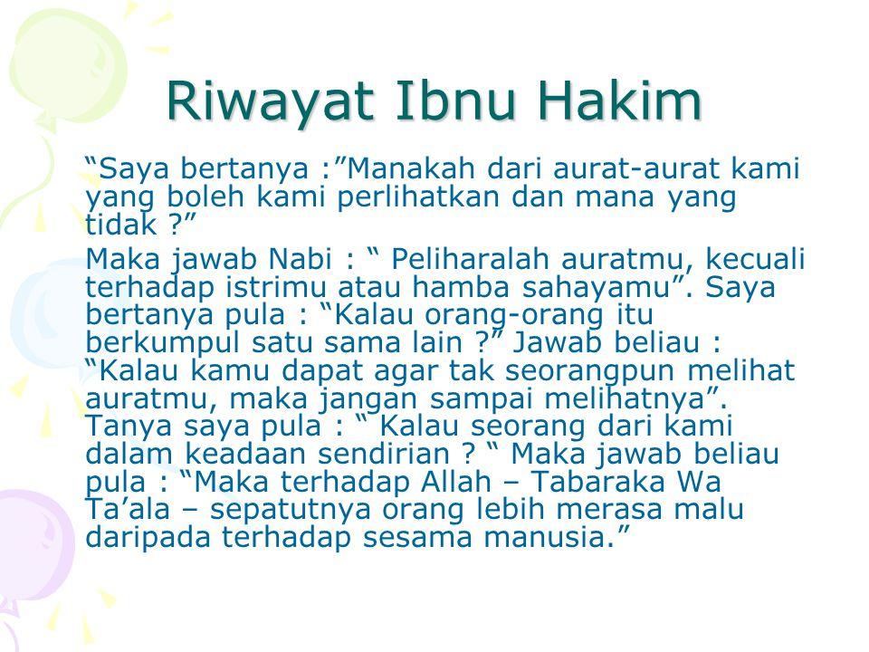 TANGGUNG JAWAB SIAPA ? SELURUH UMAT ISLAM YANG SUDAH BALIGH