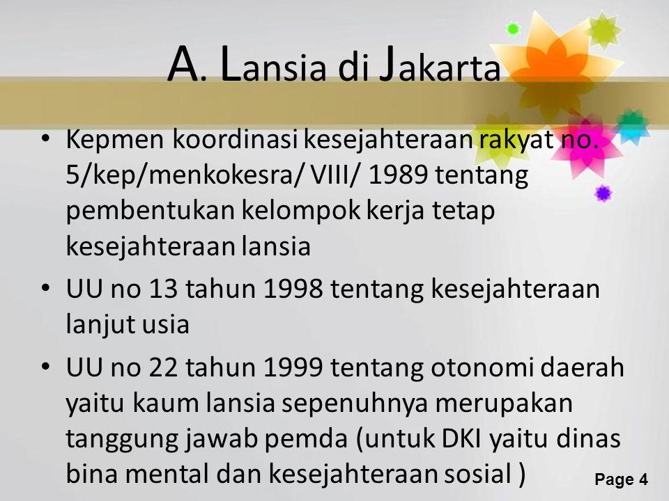 Page 4 A. L ansia d i J akarta Kepmen koordinasi kesejahteraan rakyat no.