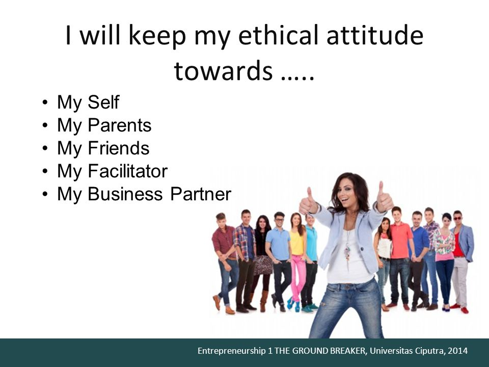 Entrepreneurship 1 THE GROUND BREAKER, Universitas Ciputra, 2014 USER (who?) NEED (what?) INSIGHT (why?) deskripsi spesifik pelanggan kita + karakternya kebutuhan/ keinginan yang dirasakannya yang melatar- belakangi adanya kebutuhan/ keinginan itu identifikasi: peta empati