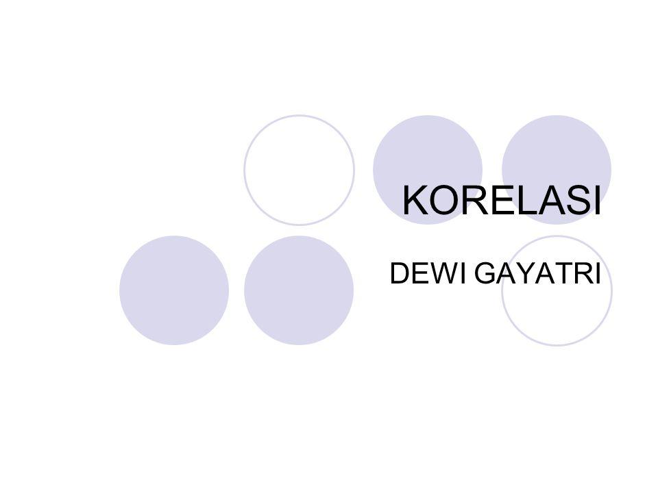 KORELASI DEWI GAYATRI