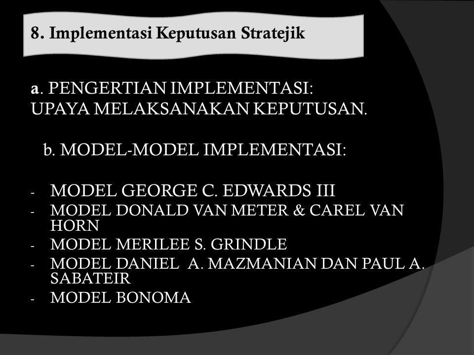 11.PERAN SERTA DLM PENGAMBILAN KEPUTUSAN a. Konsep Peranserta c.