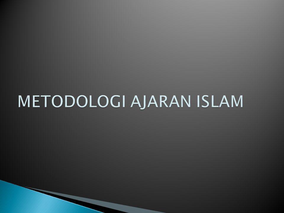Sumber Hukum Al-Qur'anAs-Sunnah Ruang Kosong ( Wilayatul 'Afwi – Ruang Ijtihad) Ushul Fiqh, Qawaid fiqhiyah Ijtihad Produk Ijtihad Yang Disepakati Sebagai Hujjah Yang Tidak Disepakati Sebagai Hujjah 29-Mar-15